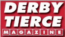 logo derby tierce magazine